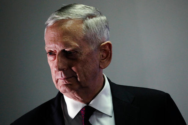 """People Are Shook By What The Defense Secretary Said When Asked """"What Keeps Him Awake"""""""