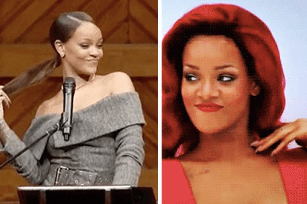 19 Times Rihanna Was Shadier Than A Palm Tree