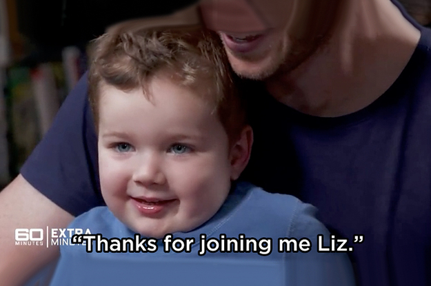 """Sonny Blake Was 100% The Cutest Part Of Hamish And Andy's """"60 Minutes"""" Interview"""