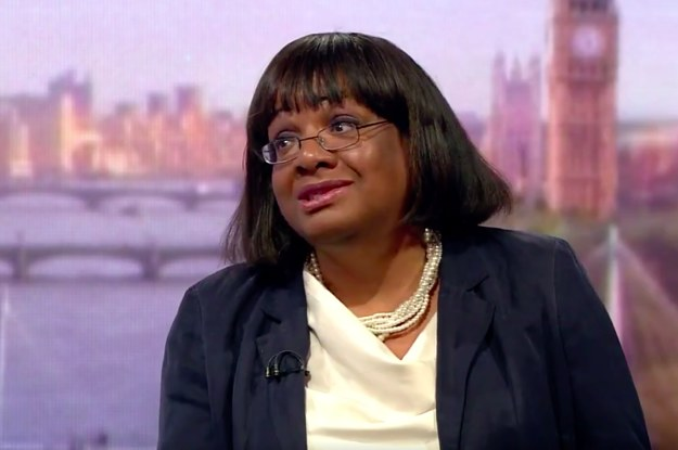 Diane Abbott Says Her Views On The IRA, Like Her Hairstyle, Have Moved On