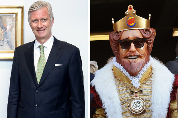 The Royal Family Of Belgium Are Not Happy With This Burger King Advert