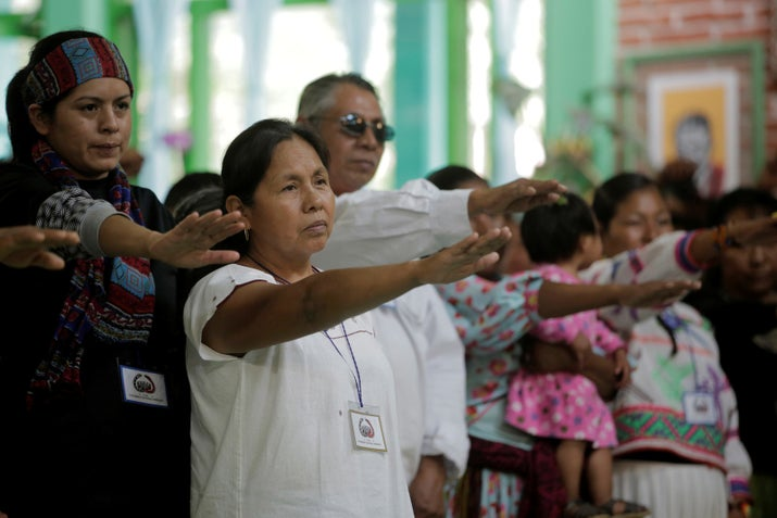 Si logra obtener la candidatura independiente, María de Jesús Patricio Martínez hará historia y será la primera mujer indígena en competir por la Presidencia de México.