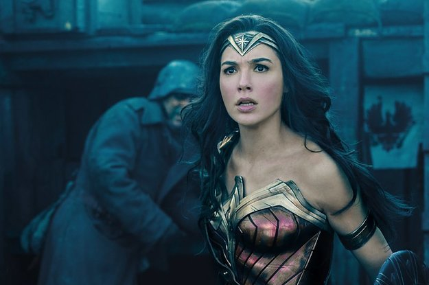 """Wonder Woman"" Is Good, Praise Zeus"