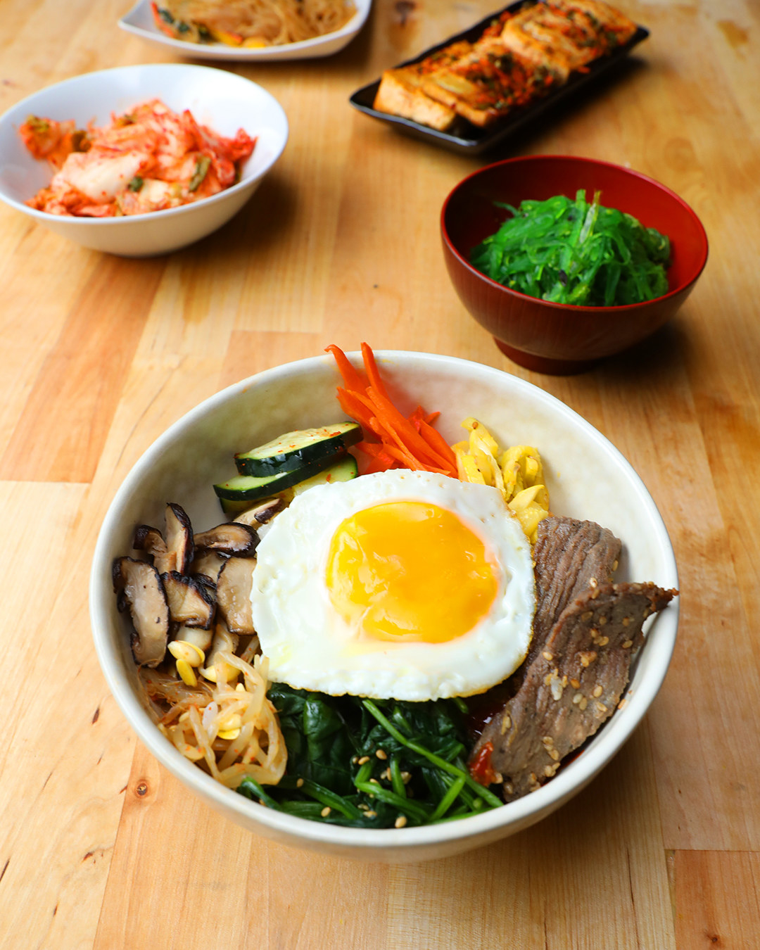 You Need To Make This Homeamde Bibimbap For Asian Pacific American Heritage Month