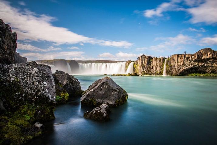 Situado junto a la carretera de circunvalación que incircles toda Islandia se encuentra este impresionante sitio.