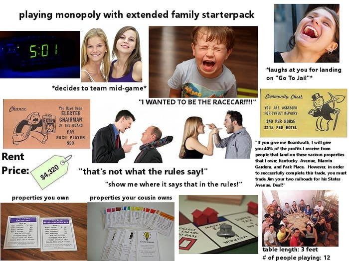 9bfb7f893c1a 23 Hilarious Starter Pack Memes That Sum Up Literally Everything ...