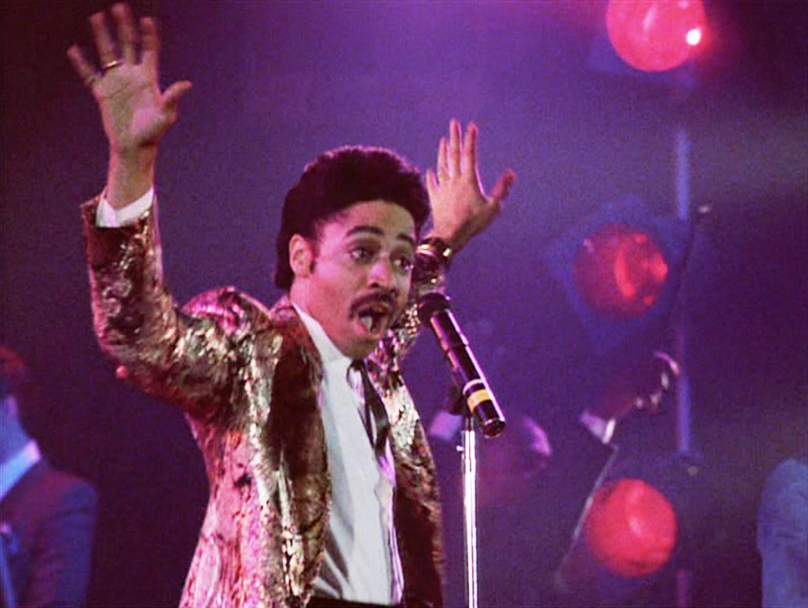 Hey guess what? This is Morris Day and he's the guest on this week's Another Round podcast!