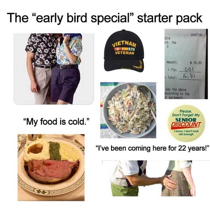 23 Hilarious Starter Pack Memes That Sum Up Literally Everything