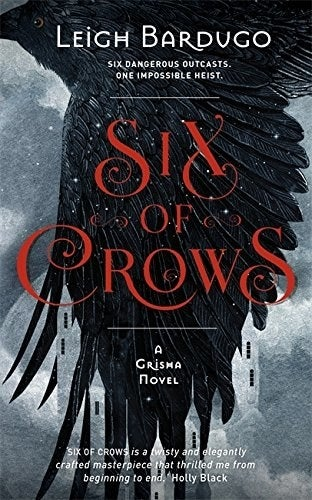 Why? It's like Oceans Eleven meets Order of the Phoenix.Gripping, twisty and a whole new world of magic – Six of Crows is your new obsession. It follows a rag tag bunch of teenage thieves and wizards, about to undertake the heist of their life. Honestly, just read it now. The best bit? The sequel – Crooked Kingdom is already out, and there are also three novels that are set in the same universe to get through, if you want to dive into the folklore.Get it on Amazon, £5.59 Listen to the audiobook here.