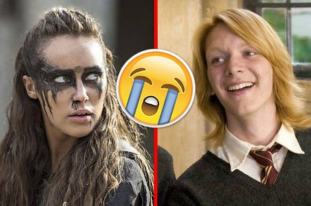 31 TV Moments That Made People Unexpectedly Sob