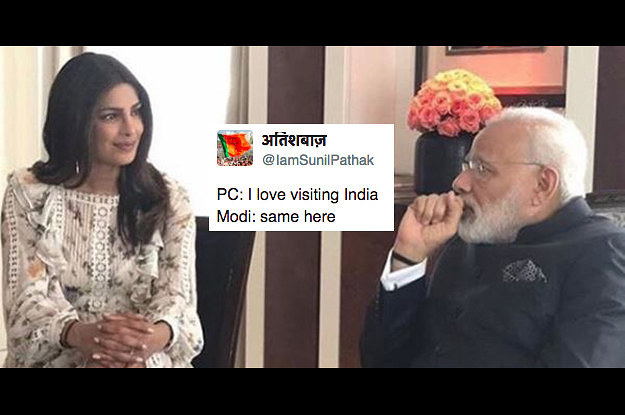 modi hung out with priyanka chopra and people are 2 13891 1496143044 16_dblbig modi hung out with priyanka chopra and people are hilariously