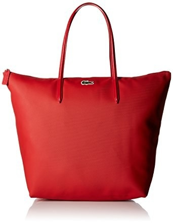 e92550a4a0e1 This Lacoste tote so you always have the perfect bag for travel.