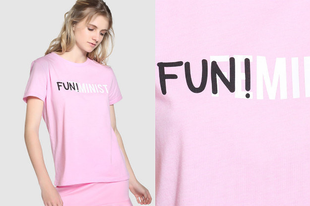 9895a030d4e El Corte Inglés vende una camiseta que se mofa del feminismo y la gente  está flipando