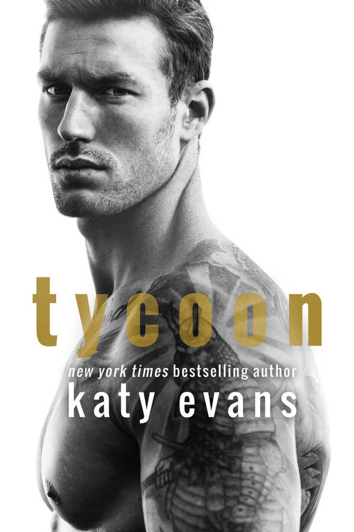 Release Date: June 20, 2017  Synopsis:Tycoon, an all-new standalone from Katy Evans!He wasn't always this rich. This hot. This difficult.Aaric Christos was a guy who protected me. Wanted me. Maybe even loved me.That man is gone.In his place is the most powerful real estate tycoon in the city.He's a cold, ruthless, aggressive businessman.The only one who can save me and my startup from ruin.It takes every ounce of courage to put my pride aside and ask for his help.I didn't expect him to offer it easily.And he doesn't.Instead, he vets me harder than he's vetted anyone.Don't invest in what you don't know, he says.He's assessing every piece of me, to the point I've never felt so bare.I yearn for the boy I once knew, whose touch once craved me.Putting it all on the line will be worth it, I tell myself.Until I realize—too late—that some risks are not worth taking.