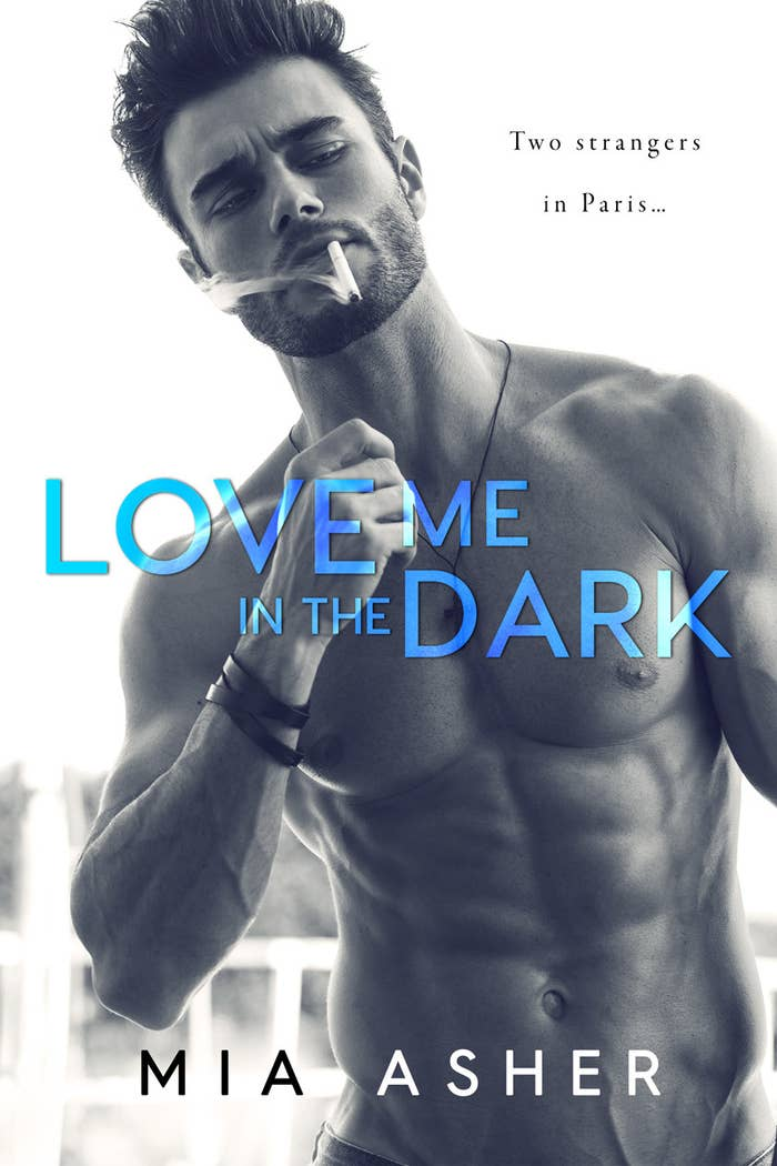 Release Date: May 10, 2017Synopsis: From the bestselling author of Arsen. A broken love story comes a new sexy, emotional, and romantic standalone. Two strangers in Paris ...One passionate, earth-shattering kiss.He was the artist upstairswith the tantalizing smile and laughing eyes.He was the devil inviting me to sin,seducing me to dance in the bright moonlight.He was desire and need.When he touched me, my body sang.My soul came alive.But I belonged to another man,and he didn't want to let me go.