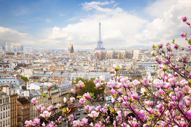 Just imagine. You're in Paris, one of the greatest cities in the world! And there are an infinite number of sights to see and experiences to cherish.