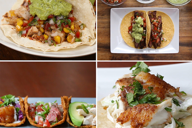 Yes, These Four Taco Recipes Are ACTUALLY Healthy