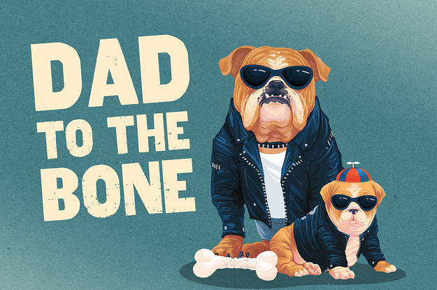 Send These Perfect Father's Day Cards To A Dad Who Loves Animals