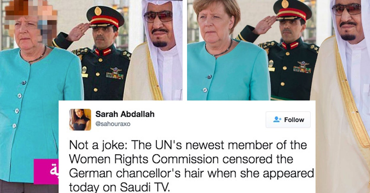 Saudi bbw