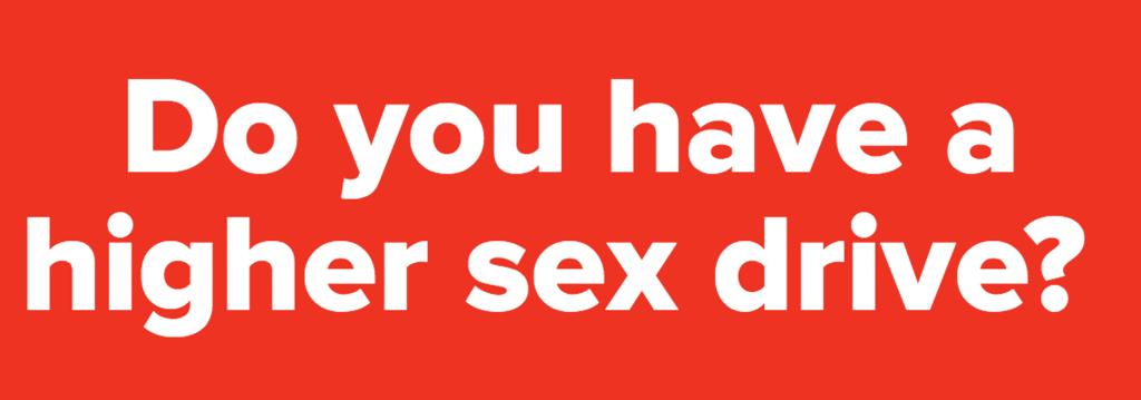 Sex urge during periods
