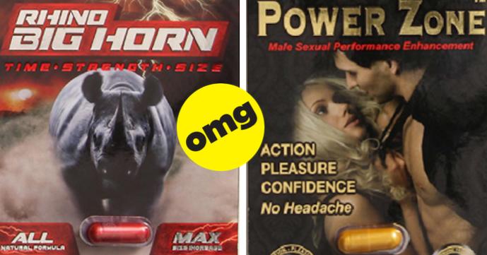 Gas station sex pills safe