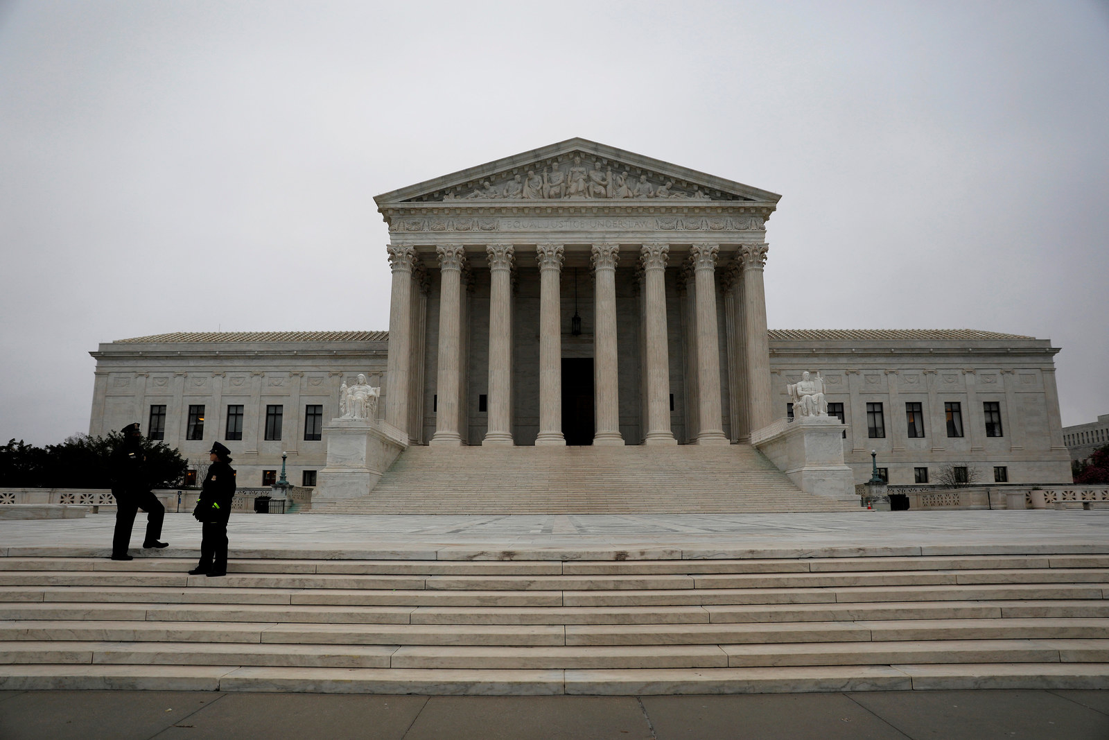 Supreme Court Protesters Plead Guilty To Misdemeanor Charges