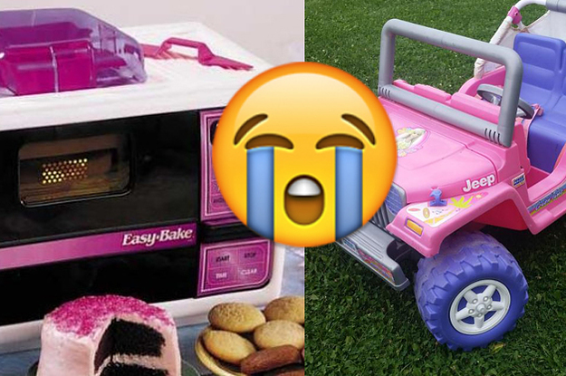 Toys For Everyone : Toys that everyone really wanted to get as a kid