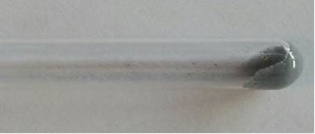 """A sample of """"grey death"""" collected by the Georgia Bureau of Investigation."""