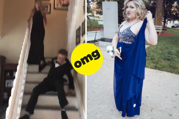 Teens Are Sharing Their Prom Fails From This Year And Theyre - Guy gives up finding prom date and decides to take his cat instead