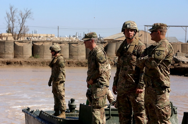 The Us Military Wants Its Troops To Stay In Iraq Even After Isis