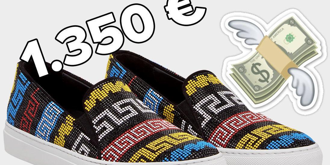 a351552f9e94e 22 de las zapatillas más caras que puedes comprar (o