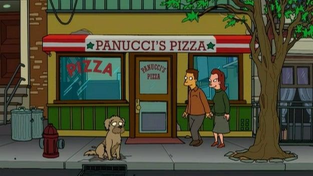 "Futurama, ""Jurassic Bark,"" Season 5, Episode 2"
