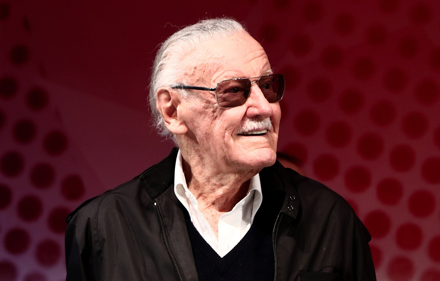 Stan Lee could be a Watcher, but he is absolutely the coolest.