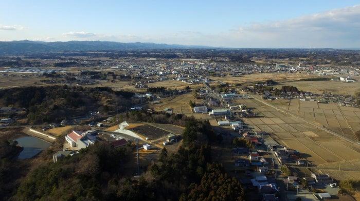 浪江町(2017年3月11日撮影)