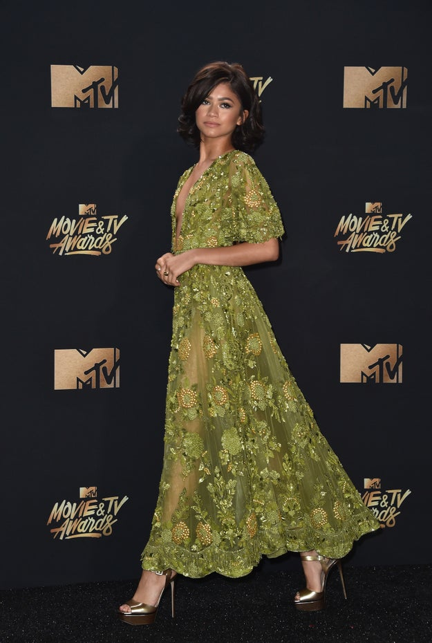 All The Looks At The MTV Movie & TV Awards Red Carpet