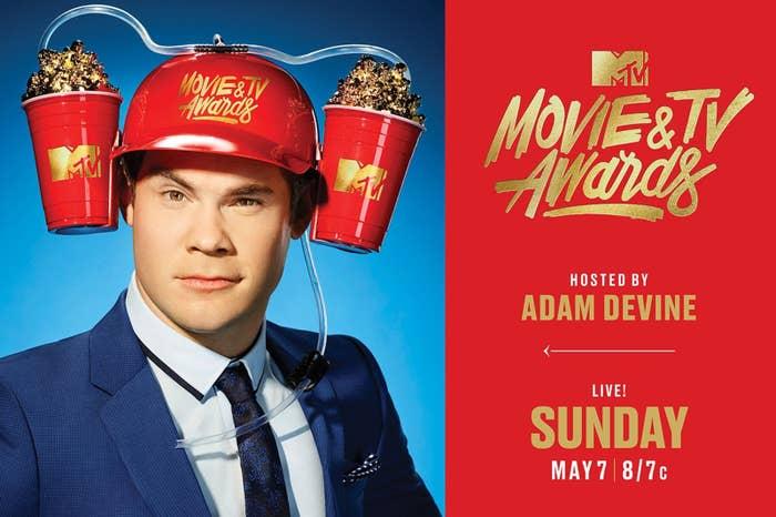 Sí, la primera, antes los premios eran conocidos sólo como MTV Movie Awards.