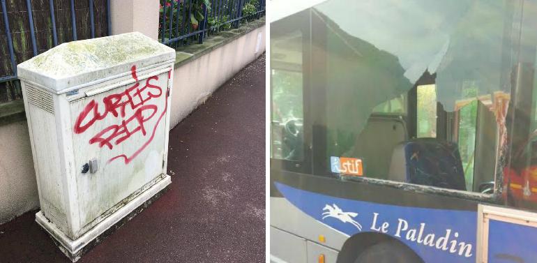 sexe adolescent dans bus