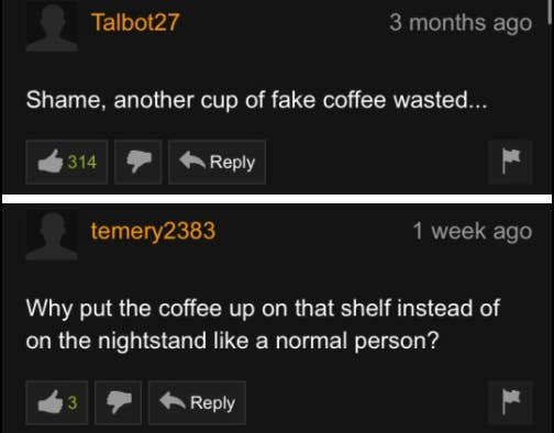 21 PornHub Comments That Will Never Not Be Hilarious
