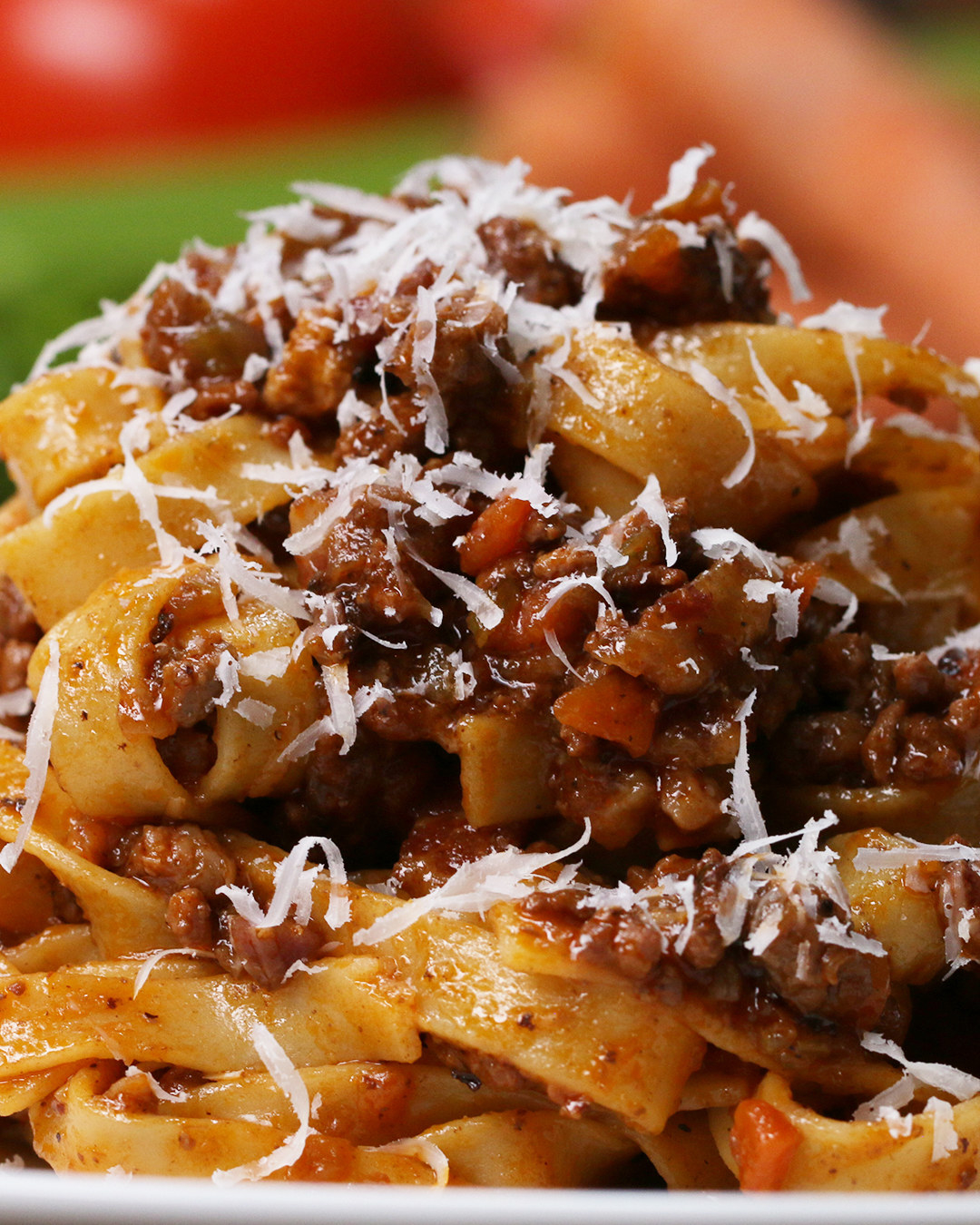 You Should Make This Easy Italian-Style Bolognese At Home