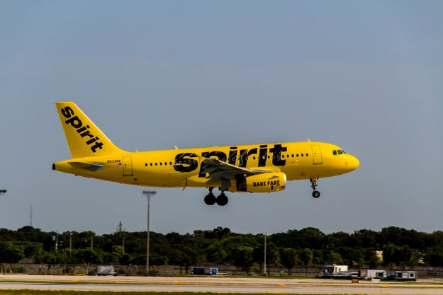 Chaos erupted at a Florida airport Sunday night and into Monday when Spirit Airlines, notorious for offering cheap flights that are regularly delayed or scrapped altogether, announced yet another cancellation.