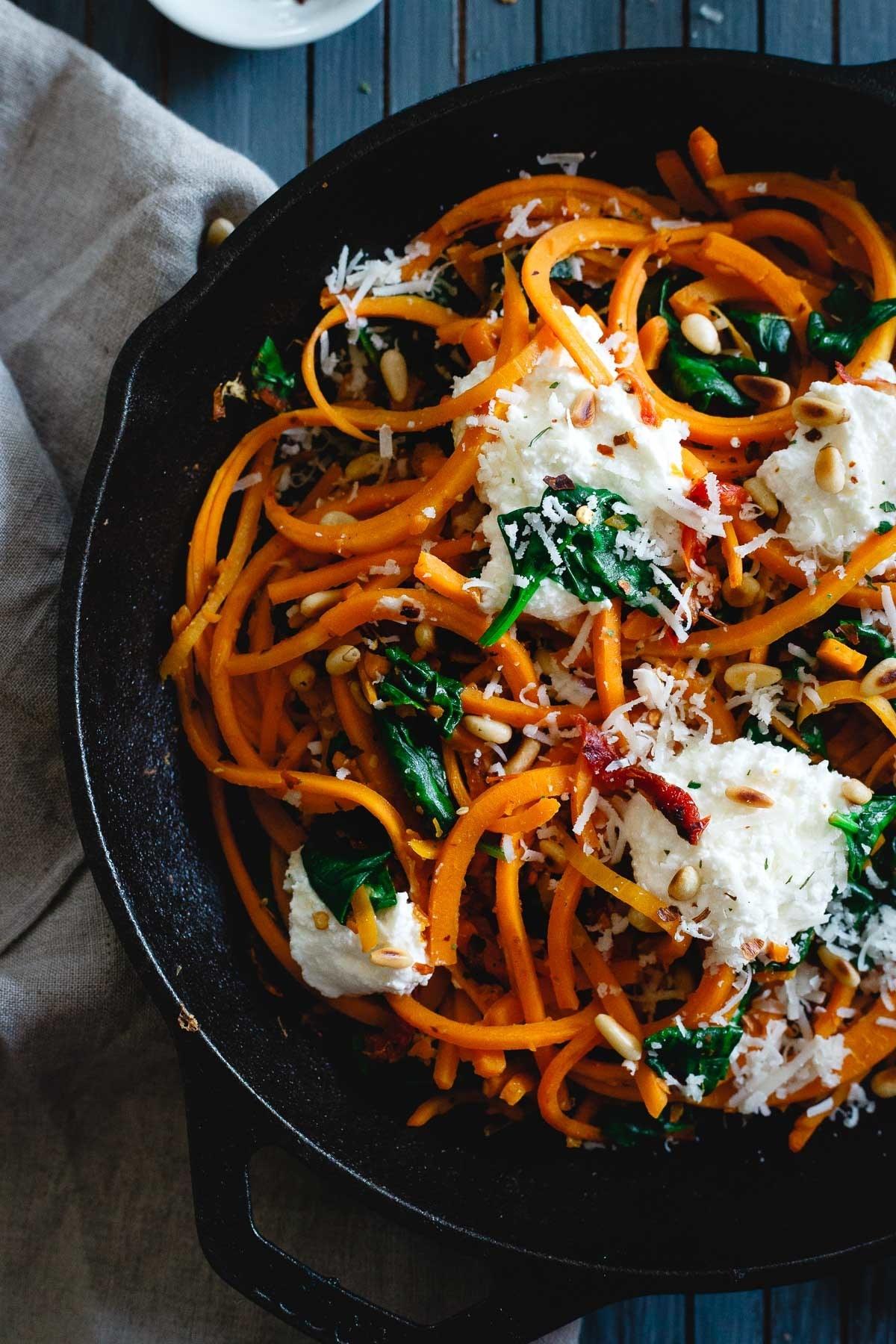 19 Veggie Noodle Recipes Even Hardcore Pasta Lovers Will Adore