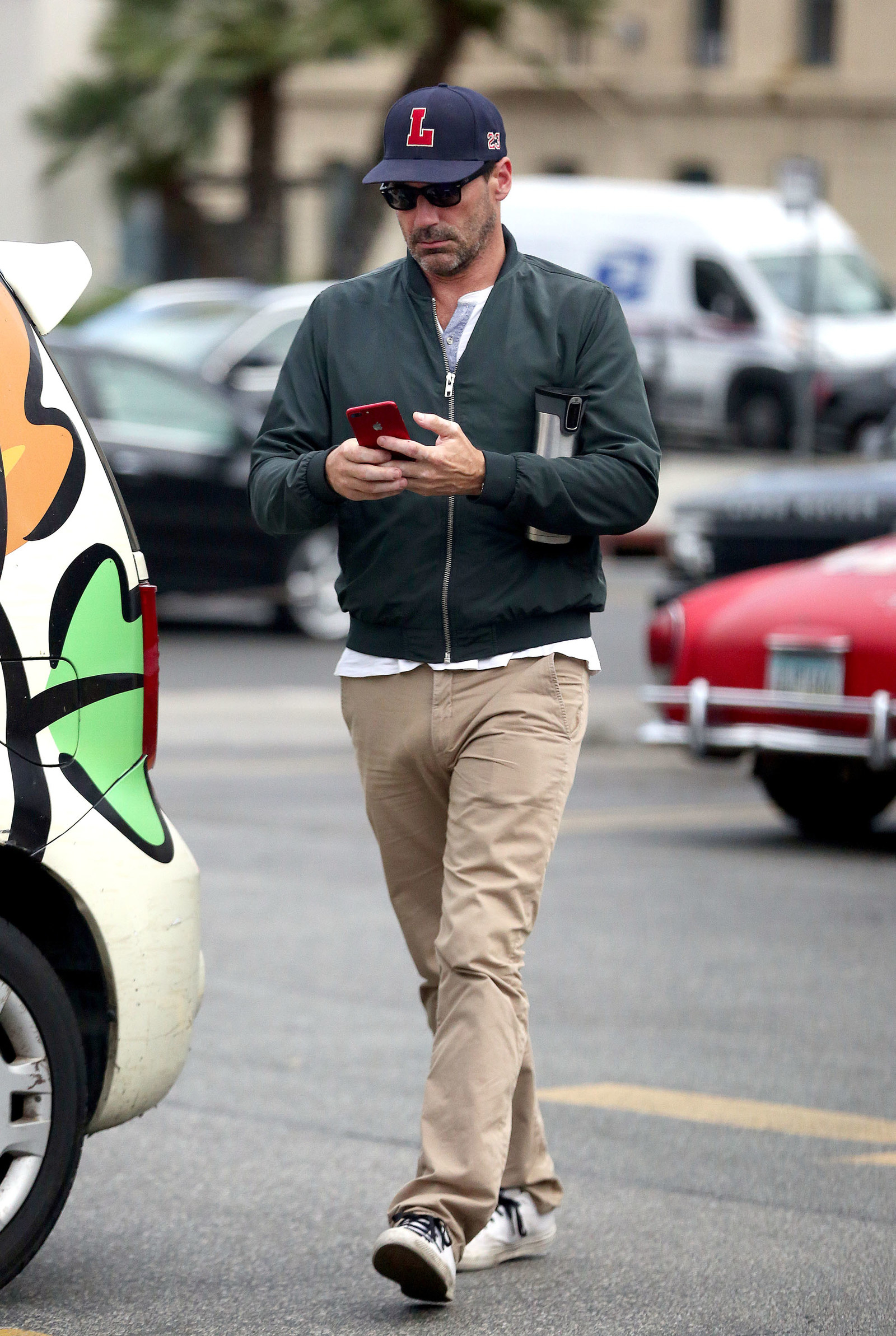 These Three Pictures Of Jon Hamm Will Make You Spit Out Your Water-7757