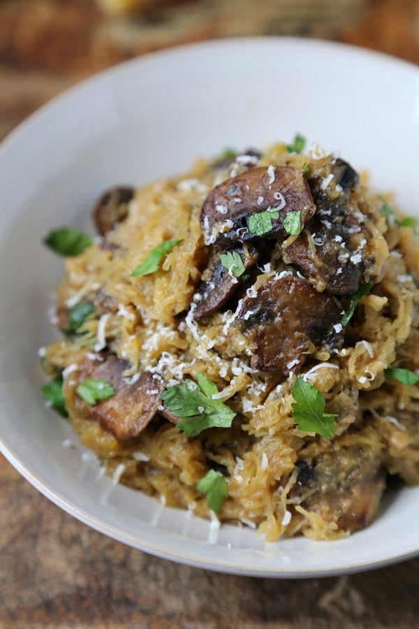 It's the new mushroom risotto... and dare I say it's even more delicious? Get the recipe.