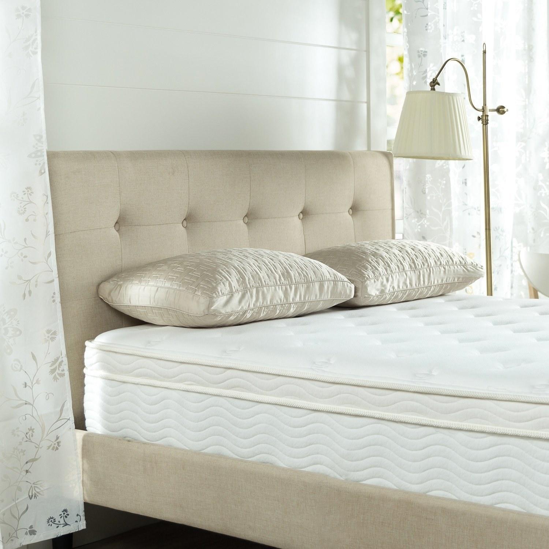 this firm spring mattress with foam that wonu0027t disturb your partner - Spring Mattress