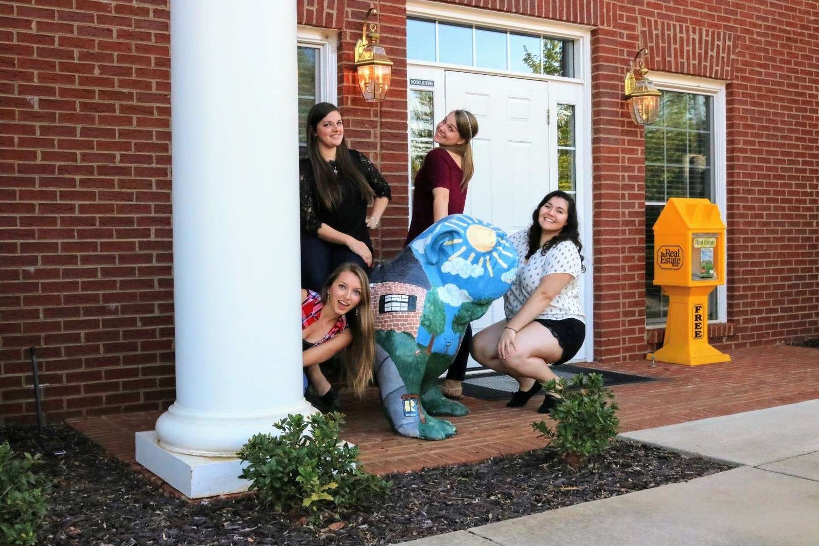 the complete list of the athens  ga bulldog statues