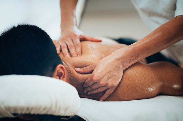 Intimate Massage He Really Needs