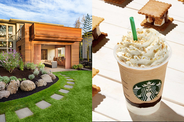 Create Your Perfect Home And Well Tell You What Starbucks Drink You