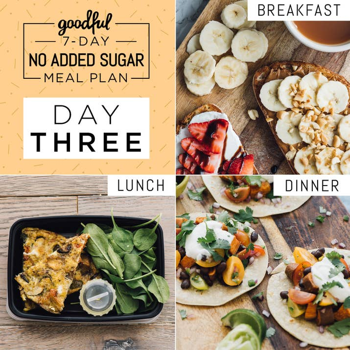 Heres day three of our no added sugar meal plan jump to intro prep day day one day two day three forumfinder Choice Image
