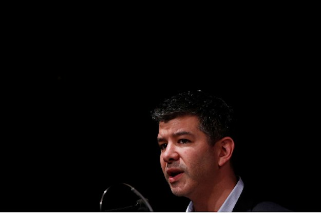 Uber CEO Travis Kalanick Is Considering A Leave Of Absence