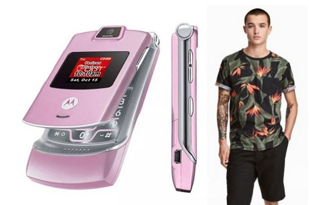 We Know Which Early 2000s Phone You Are Based On Your Wardrobe Preferences